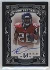 Tevin Coleman #94/300 (Football Card) 2015 Topps Museum Collection - Signature Series ()