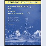 Fundamentals of Fluid Mechanics, Munson, Bruce R. and Okiishi, Theodore H., 0471469254