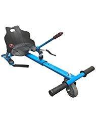 Kawasaki Hover Kart Silla para Scooter, Azul, Talla Única