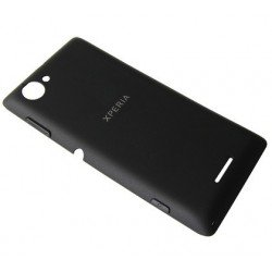 new arrival a0531 8adab Back Case Battery Cover For Sony Xperia L: Amazon.co.uk: Electronics