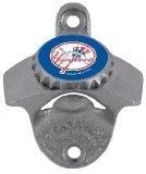 (MLB New York Yankees Wall Bottle Opener)
