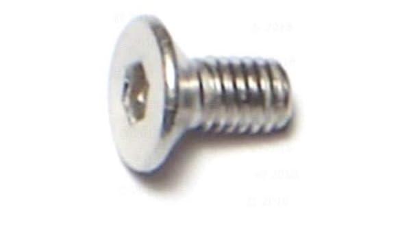 Piece-4 Hard-to-Find Fastener 014973182175 Flat Head Socket Cap Screws 1//2-13 x 1-1//2