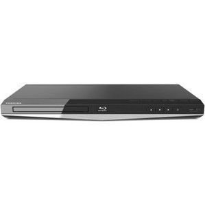 Toshiba BDK33 Blu-ray Player with Built-in Wi-Fi