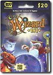 Wizard 101 Prepaid Points $20 Including a Free Pet (Wizards 101)