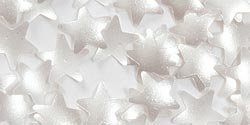 Silver Stars Edible Glitter by Wilton (Decorations Edible Cookie)