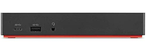 Image of Lenovo USA Lenovo ThinkPad USB-C Dock Gen 2 (40AS0090US)