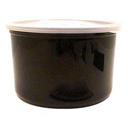 Cambro (CP15110) 1-1/2 qt Solid Color Plastic Crock w/Lid [Case of 6]