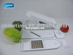 10 Piece Chop Top Box Grater