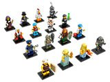 Lego Minifigures Series 9 Complete Set of 16, Baby & Kids Zone