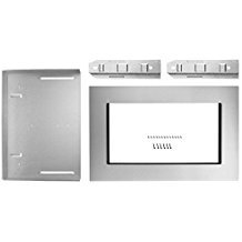 WHIRLPOOL KITCHEN APPLIANCES 2492245 1.6 cu.ft. Countertop Microwave Trim Kit, 27