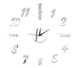 Moderno y minimalista dibujo reloj de pared Reloj de pared Reloj de las artes creativas de