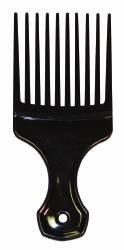 MCK65671700 - Mckesson Brand Hair Pick Medi-Pak 5-1/2 Inch Black Polypropylene