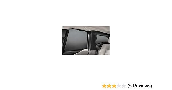 orig BMW i3 sunshade rear window