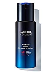 Laneige New Homme Blue Energy Essence In Lotion 125ml 4X Multi Funtion Moisturizer ()