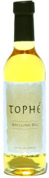 Tophe Rice Bran Oil, Pure and Natural - 12.7 FL. OZ.(375 ML)