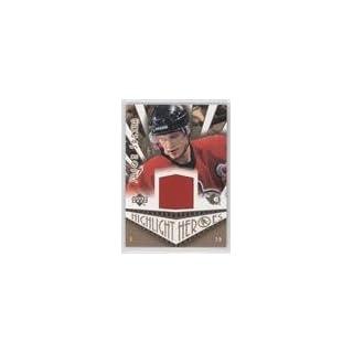 Jason Spezza (Hockey Card) 2003-04 Upper Deck - Highlight Heroes - Jersey [Memorabilia] #HH-JS