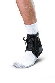 Mueller XLP Ankle Brace - Black - 2XS