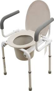 Standard Drop Arm Commode (Standard Drop Arm Commode)