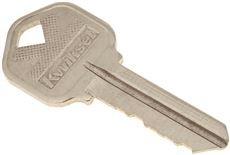 Kiwkset 803094 Kwikset Master Key, Series B, 803094