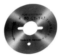 EASTMAN 80C1-147 Cutting Machine Knife