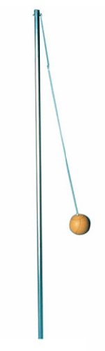 Jaypro Sports TBP-200 Semi-Permanent Tetherball Pole