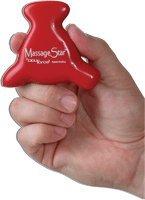 Massage Trois étoiles outils dans un coin, pour les points de friction musculaires dénuder et de la Croix-fibres larges et étroites, pour la thérapie point de déclenchement et la réflexologie