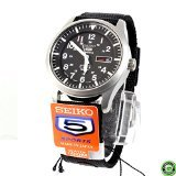 (Seiko 5 Automatic Black Dial Mens Watch SNZG15J1)