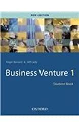 BusinesS Venture 1. Student's Book