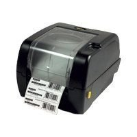 Wasp WPL305 - Label printer - B/W - thermal transfer - Roll (11.2 cm) - 203 dpi - up to 127 mm/sec - capacity: 1 rolls - parallel, serial, USB - Sec Parallel Serial