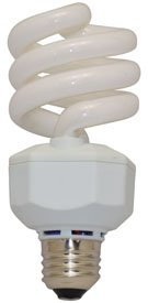 Replacement For WESTINGHOUSE 20MINITWIST/27/CD COIL-TWIST-SPIRAL Light Bulb ()
