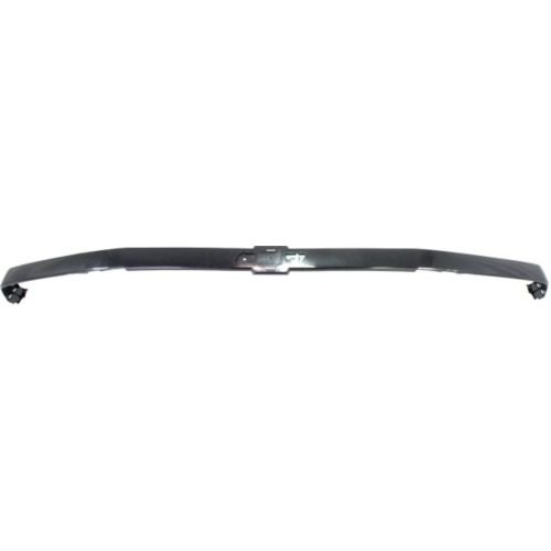 Perfect Fit Group C070708 - Colorado Grille Molding, Center Bar, Smooth Black, Paint To Match