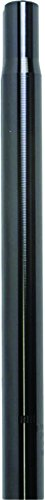 Action Alloy 26.8X350 Straight Black Seatpost by Action (Image #1)