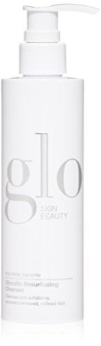 Glominerals Moisturizing Moisturizer - Glo Skin Beauty Glycolic Resurfacing Cleanser | 10% Glycolic Acid Face Wash | Treat Uneven Skin Texture
