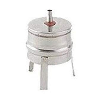 Condensate Tee Cover - Heat Fab 9817D Saf-T Vent EZ Seal - 8