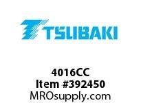 US Tsubaki 8020CC 8020 COUPLING CHAIN