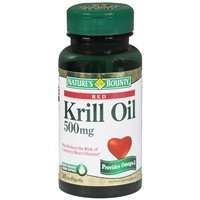 Nature's Bounty Red Krill Oil 500mg, Softgels, 30 ea - 2pc