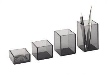 Seleco 4 er Glasboxen Set Vitreo