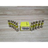 BUSSMANN LP-CC-10 Low-Peak, 10 AMP Class Cc 600V Fuses, Nib - 1 Box Of 10