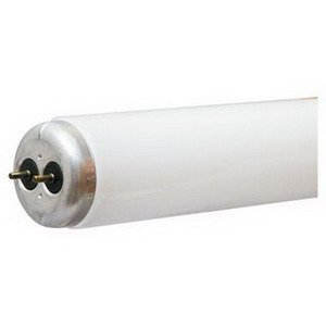 GE Lamps F40C50/ECO-6PK Straight T12 Linear Fluorescent Lamp 40 Watt 5000K Medium Bi-Pin G13 Base 20000 Hour Life