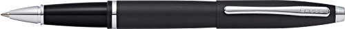 Cross Calais Matte Black Rollerball Pen in Gift Box (AT0115-14)