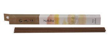 1 X Moss Garden (Nokiba) - Shoyeido Daily Incense - 35 Stick Box