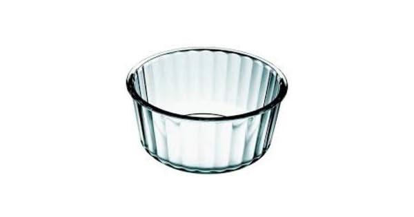 Amazon.com: Simax Glassware - Plato de cristal de ...