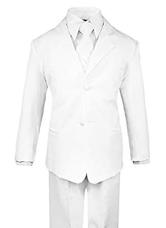 Amazon.com: Conjunto de vestido formal de 5 piezas para ...