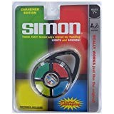 SIMON Handheld ELECTRONIC GAME Clip-On Lights Sounds Travel Portable Carabiner