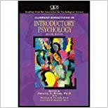 Current Directions in Introductory Psychology (2nd, 09) by (APS), Association for Psychological Science - Baird, Abigail [Paperback (2008)]