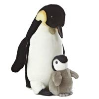 Baby Emperor Penguin Chick - 7