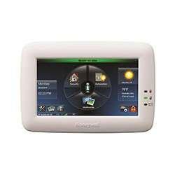 Honeywell Ademco TUXWIFIW Tuxedo Touch Controller w/ Wi-Fi, White (6280i) 7'' Screen by Honeywell