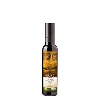 Castillo de Piñar 250ml Organic Extra Virgin Olive Oil Certified USDA Organic and NON-GMO