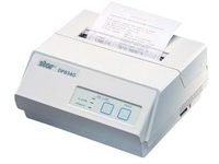 Star Micronics DP8340 Impact Printer, Friction, two-color with tear bar, Serial interface. Color: Putty (Power Supply and Cable Not Included)