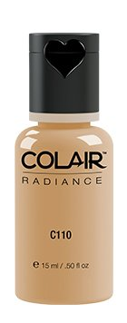 Dinair Airbrush Makeup Foundation | Olive Beige | Colair Radiance | .50oz